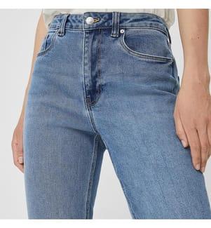 VERO MODA - Jeans Joana - Blau