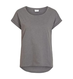 VILA CLOTHES - T-Shirt - Grau