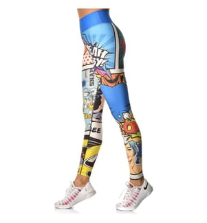 APPAREL - Leggings - Multicolor