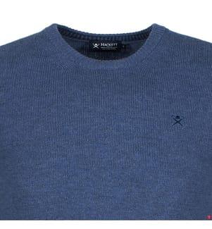 HACKETT - Wollpullover - Blau