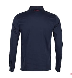 HACKETT - Poloshirt AMR - Marinblau