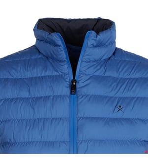 HACKETT - Steppjacke Lightweight Nylon - Blau