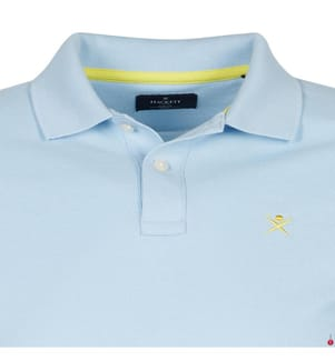 HACKETT - Poloshirt - Hellblau