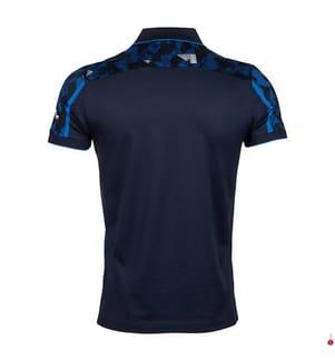 Poloshirt Slim Fit - Marinblau und Dunkelblau
