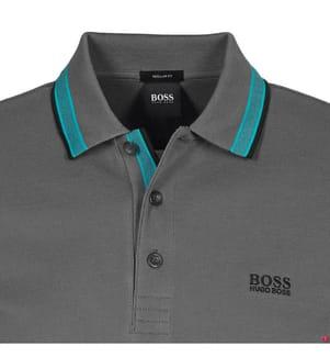 Poloshirt Paddy Regular Fit - Grau