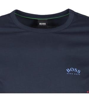 T-Shirt Tee Curved - Marinblau