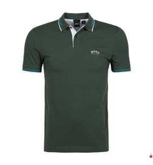 Poloshirt Regular Fit - Dunkelgrau