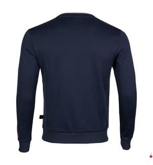 Sweatshirt Salbo - Marinblau