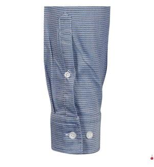 Hemd Brod S - Blau