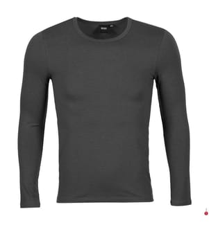 T-Shirt Logo Jersey - Dunkelgrau