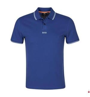 Poloshirt Regular Fit - Dunkelblau
