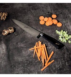 BERKEL - Elegance Schwarz - Küchenmesser 16 cm