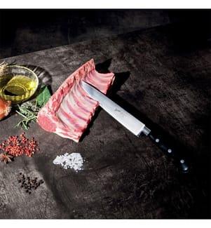 BERKEL - Adhoc Schwarz Glänzend - Küchenmesser 16 cm