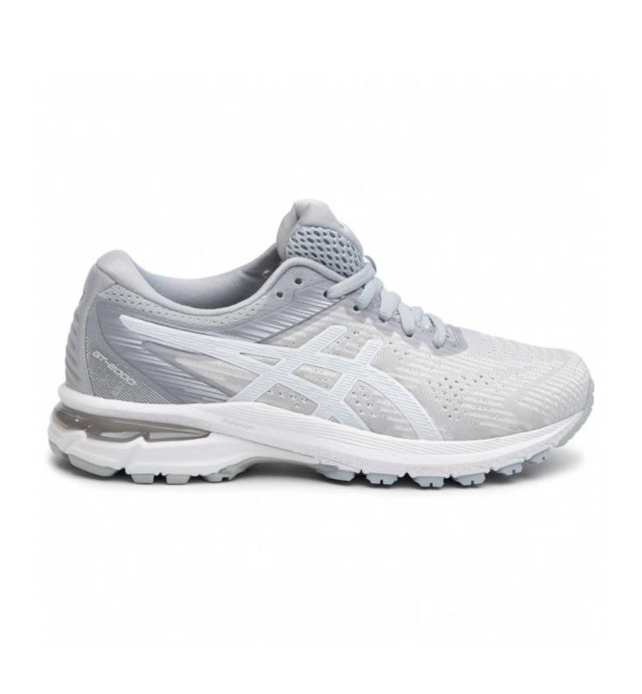 ASICS - Gt 2000 8 - Piedmont Grey, White
