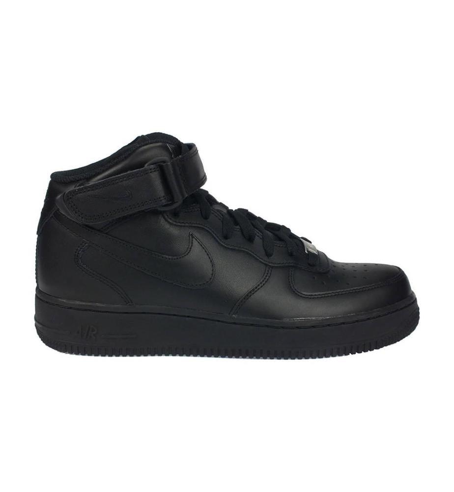 NIKE - Sneakers Air Force 1 Schwarz