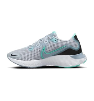 NIKE - Sneakers Renew Run - Grau und Seegrün