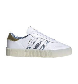 ADIDAS - Sneakers Sambarose - Weiss und Schwarz