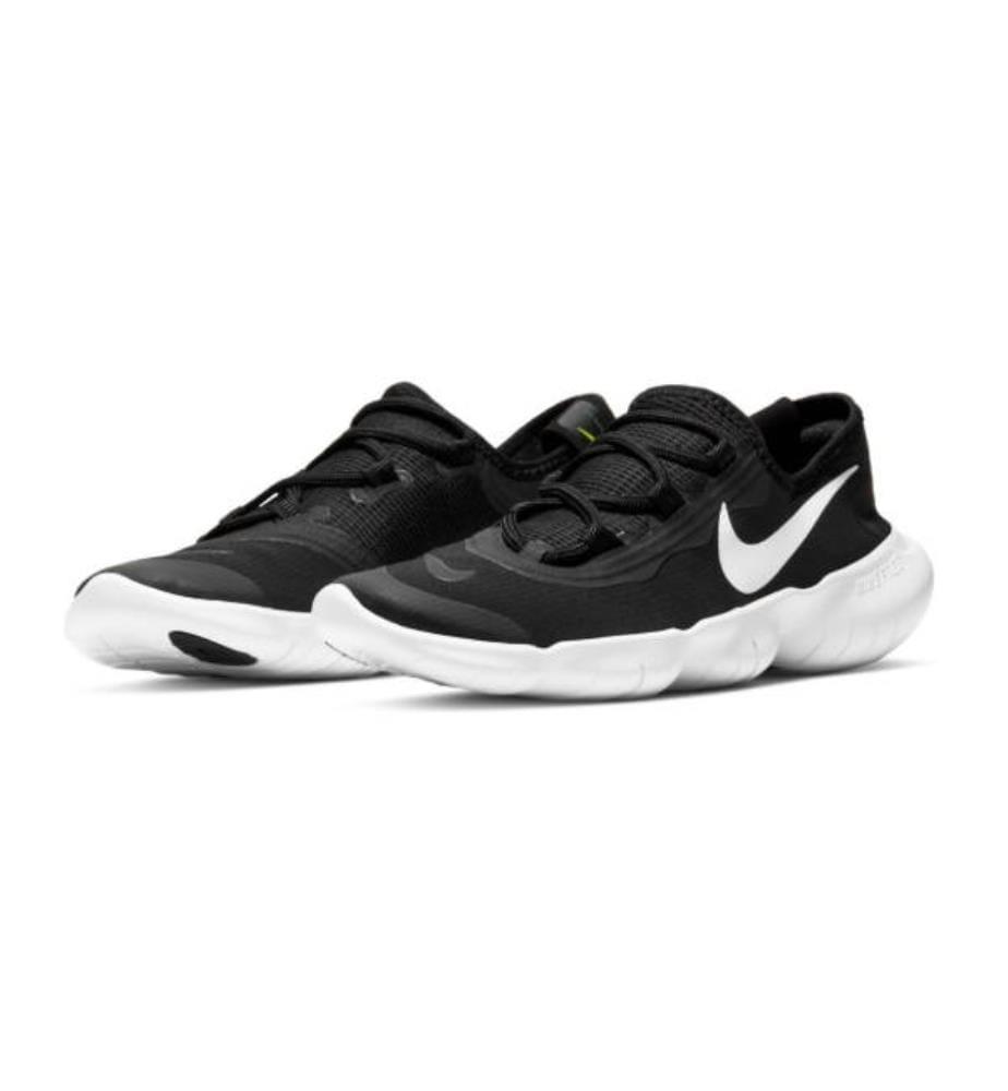 NIKE - Sneakers Free RN 5.0 2020 - Schwarz und Weiss