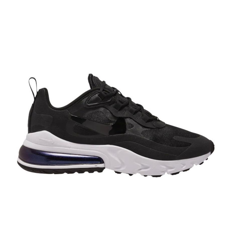 NIKE - Sneakers Air Max 270 React - Schwarz