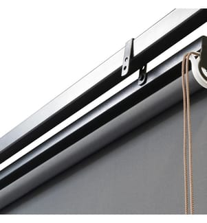 INKAZEN PRATIK GARDEN - Rollo Eclipse Anthrazit 120 x 225 cm