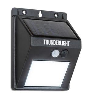 INKAZEN PRATIK GARDEN - 3-er Set Thunderlight Solarlampen 30 Led