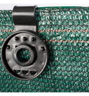INKAZEN PRATIK GARDEN - KunststoffClip für Sichtblende 20 Stück