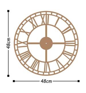 Wanduhr - 48 x 48 cm