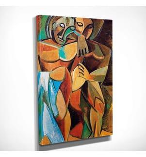 Dekoratives Leinwandbild (30 x 40 cm) - Mehrfarbig