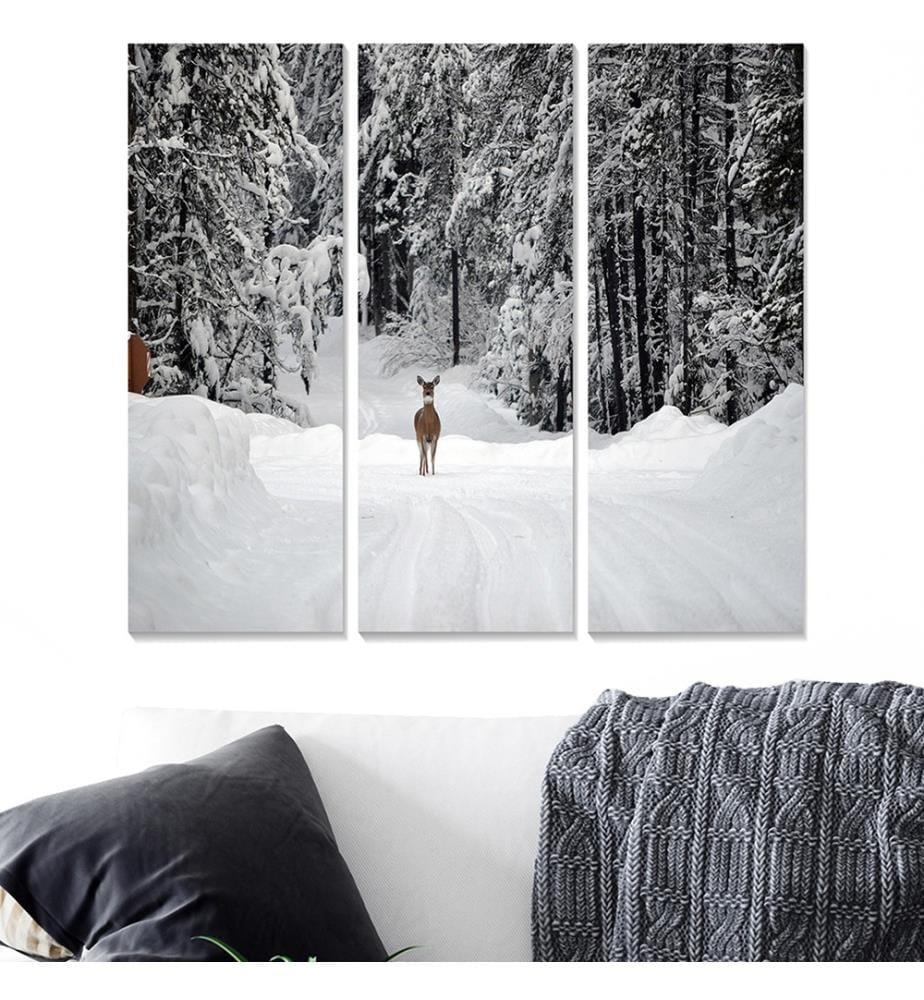 Wanddekoration - 70 x 50 cm