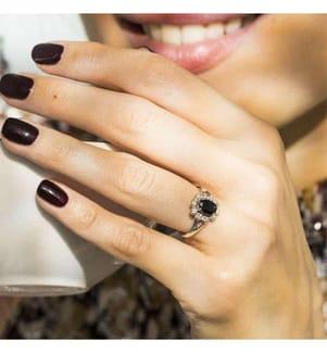 Ring Bahia - Silber