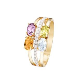 Ring Cayuga - Gold