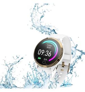 Smartwatch WAC 119 - Weiss
