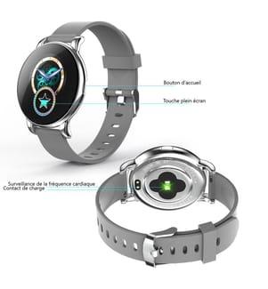 Smartwatch - Grau
