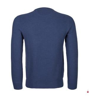Pullover - Marinblau