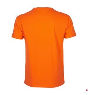 T-Shirt Sport Icon - Orange