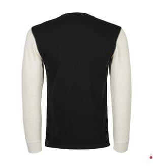 Pullover - Schwarz und Weiss