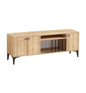 TV-Möbelstück Luna - Eiche