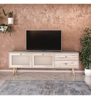 TV-Möbelstück Patara 180 - Eiche