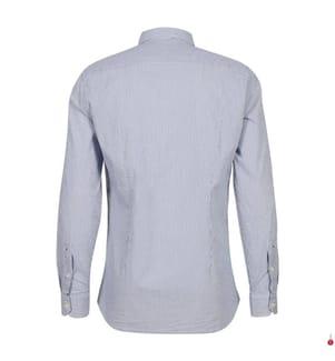Hemd - Blau und Weiss