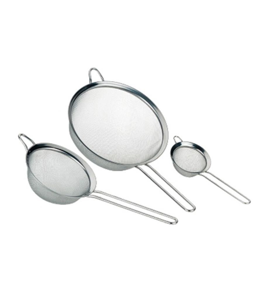KELA - Küchensieb Profi 3-teilig Silber