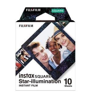 FUJIFILM - Instax Square Film Star Illumination