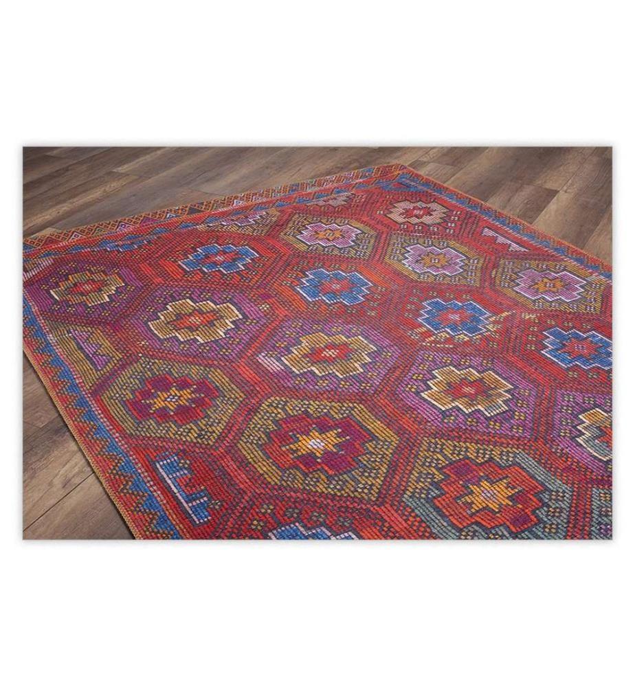 Teppich 150 x 230 cm - Multicolor