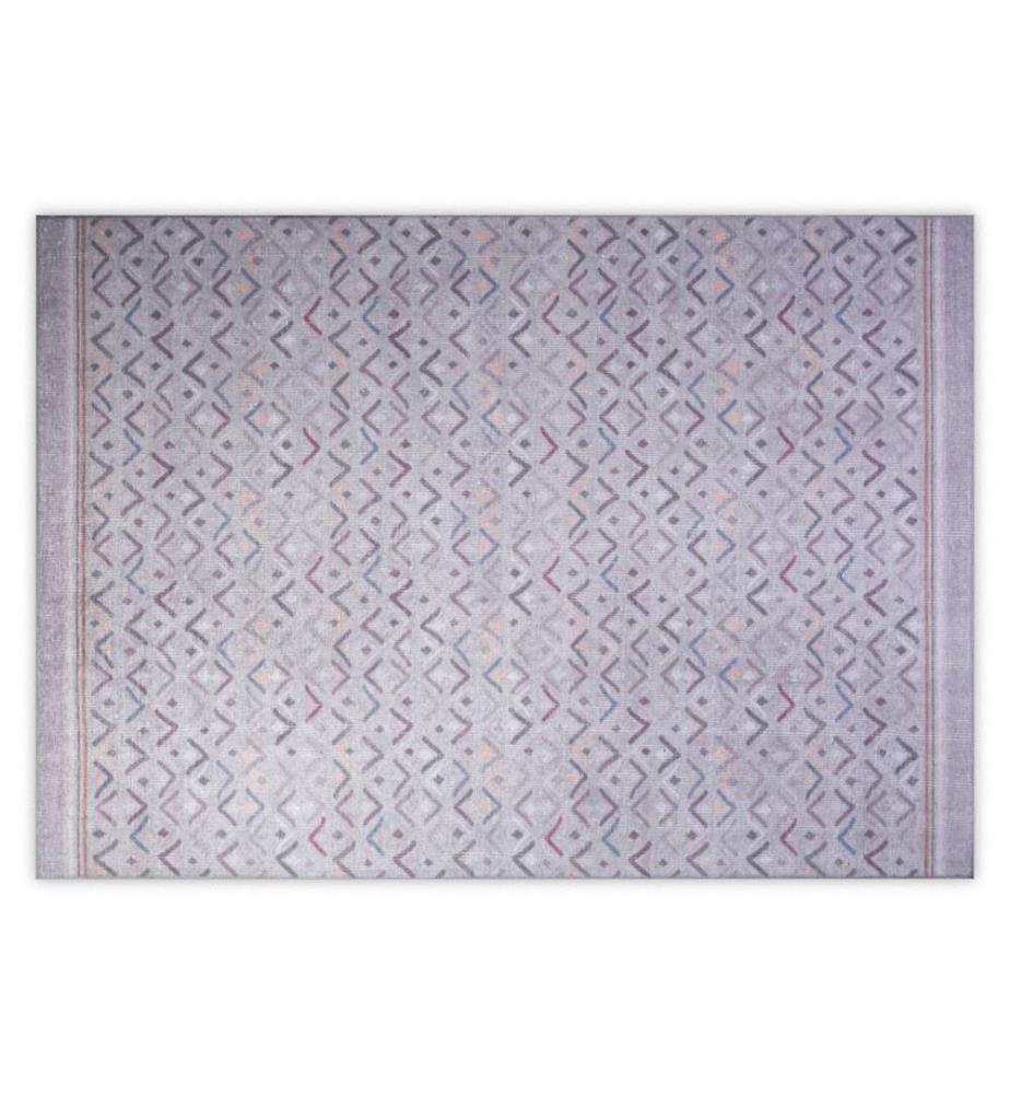 Teppich 140 x 190 cm - Multicolor