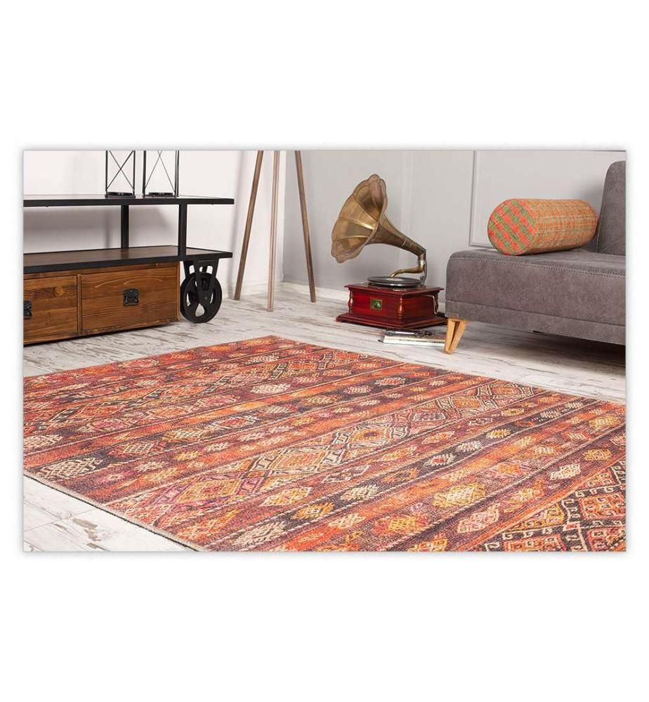 Teppich 75 x 150 cm - Multicolor