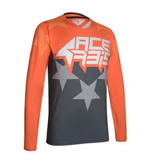 ACERBIS -  X-Flex Starchaser Trikot - Orange Grau