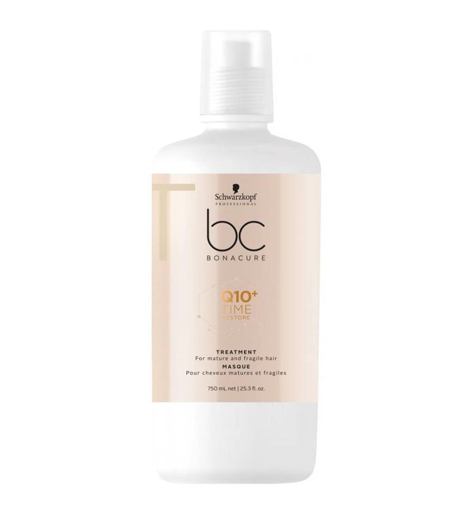 Haarmaske bc BONACURE Q10+ Time Restore - 750 ml