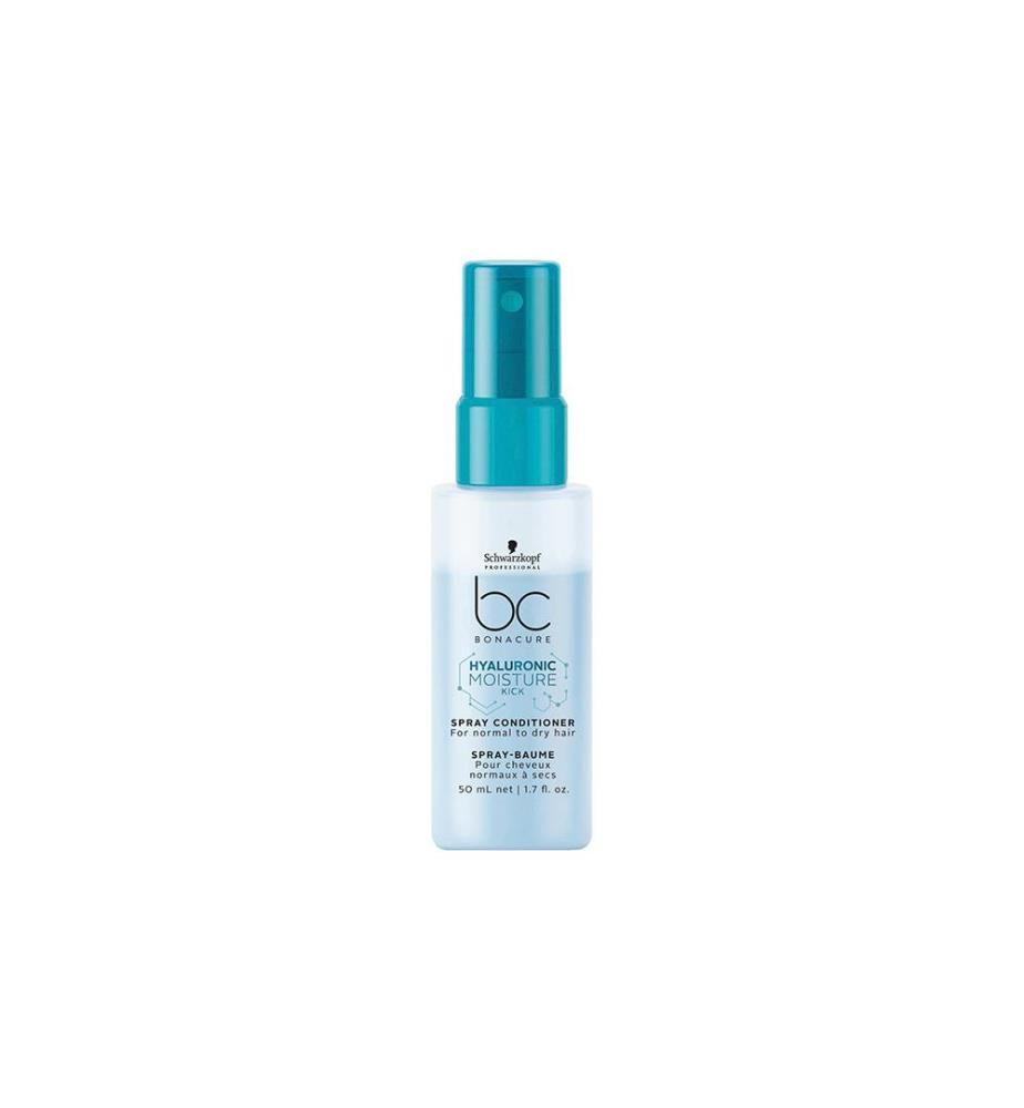 Spray bc BONACURE Hyaluronic Moisture Kick - 50 ml