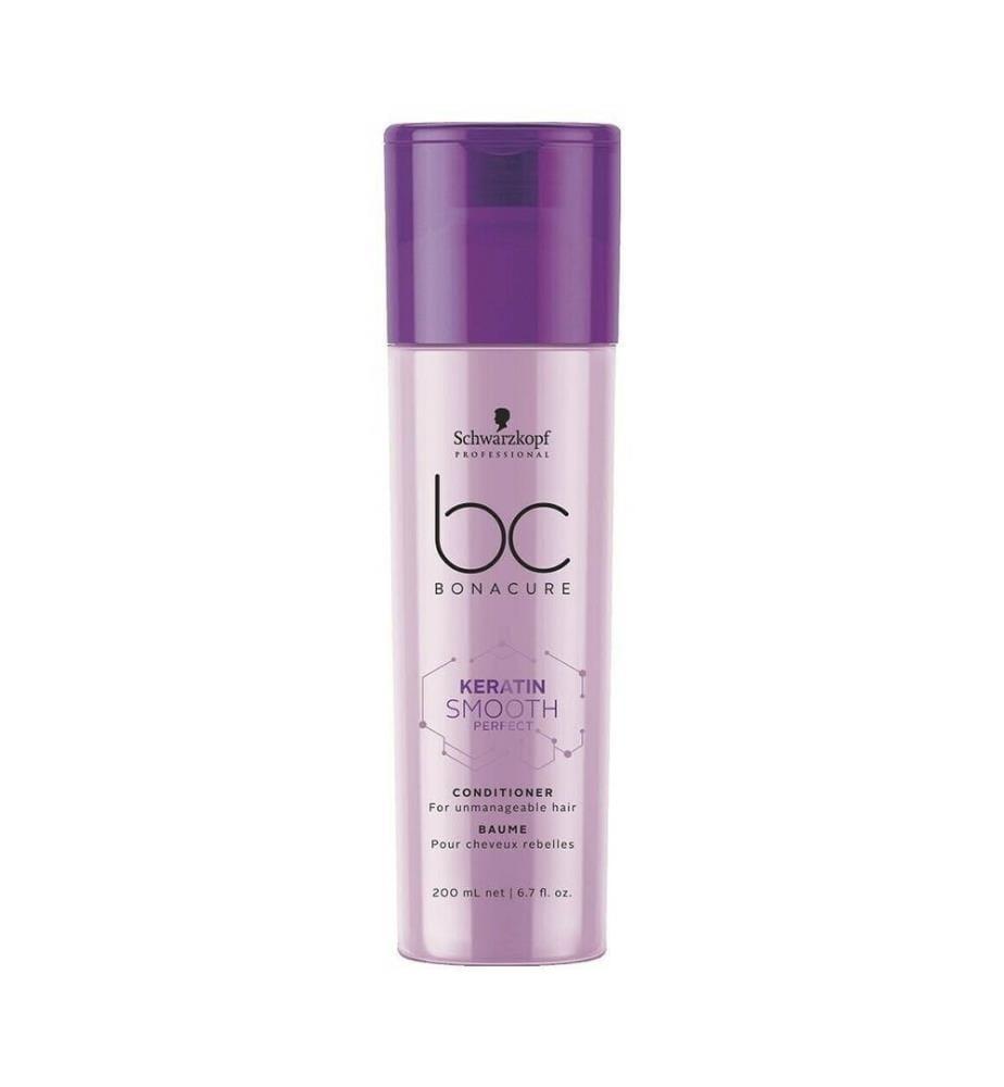 Haarbalsam bc BONACURE Keratin Smooth Perfect - 200 ml