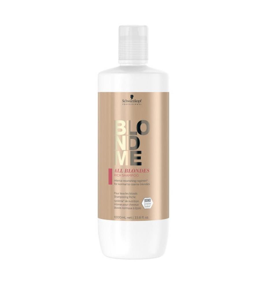 Shampoo Blond Me All Blondes Rich - 1000 ml