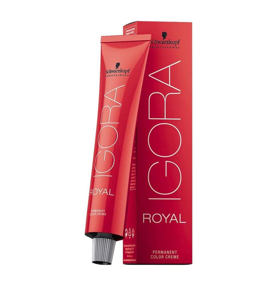 Coloration Schwarzkopf Igora Royal #5-6 - 60 ml